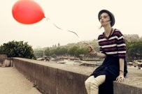 Brendan Zhang-The Girl with the Red Balloon